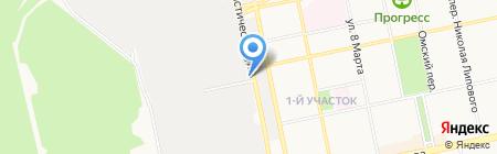 ГруппИмпорт на карте Бийска