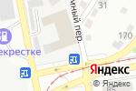 Схема проезда до компании Запаска в Бийске