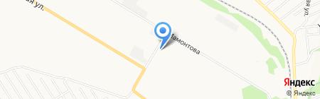 ЛигнаТэк на карте Бийска