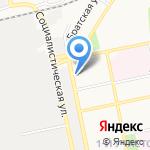 Интерьер на карте Бийска