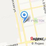 Единый информационный расчетно-кассовый центр на карте Бийска