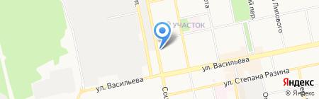 Бюро технических переводов на карте Бийска