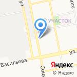 ТЭС на карте Бийска
