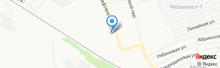 Компания Соль на карте Бийска