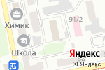 Схема проезда до компании Отдел вневедомственной охраны по г. Бийску в Бийске
