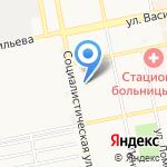 Федерация Айкидо Айкикай России на карте Бийска