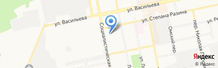 LeaderTeam на карте Бийска