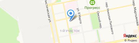 Союз-ГАРАНТ на карте Бийска