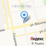 Эксперт-монтаж на карте Бийска