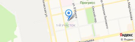 Эталон на карте Бийска