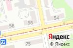 Схема проезда до компании Эксперт-монтаж в Бийске