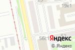 Схема проезда до компании Premiera в Бийске