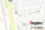 Схема проезда до компании Qiwi в Бийске
