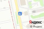 Схема проезда до компании Сибирский партнер в Бийске