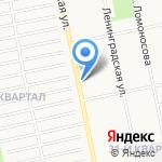 Продовольственный магазин на карте Бийска