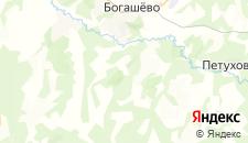 Отели города Аксёново на карте