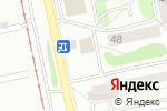 Схема проезда до компании Чарка в Бийске