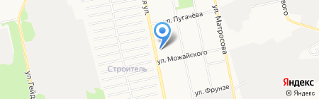 Сервисный центр на карте Бийска