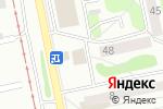 Схема проезда до компании Ряба в Бийске
