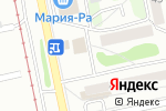 Схема проезда до компании Китти в Бийске