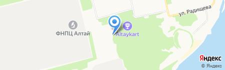 Производственно-торговая компания на карте Бийска