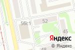 Схема проезда до компании Евгения в Бийске
