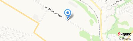 Главторг на карте Бийска