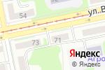 Схема проезда до компании Банкомат, Восточный экспресс банк, ПАО в Бийске
