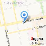 ШВЕЙЦАР на карте Бийска