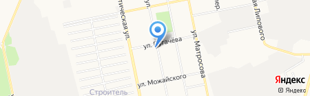 Мастерская по ремонту обуви на карте Бийска
