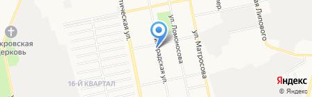 АлтайПартнер на карте Бийска