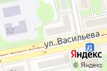 Схема проезда до компании Drink King в Бийске