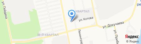 САНТЕХПРОФИЛЬ+ на карте Бийска
