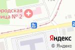 Схема проезда до компании Плюшкин двор в Бийске