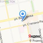 Российский трикотаж на карте Бийска
