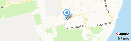 Аптека.ру на карте Бийска