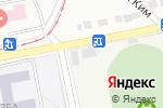 Схема проезда до компании Прогресс в Бийске
