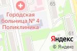 Схема проезда до компании Детский сад №46 в Бийске