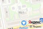 Схема проезда до компании Бийские МЭС в Бийске
