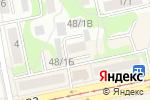 Схема проезда до компании Союз-ГАРАНТ в Бийске