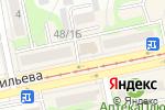 Схема проезда до компании Арбат в Бийске