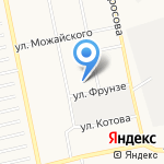 Центр развития ребенка-детский сад №47 на карте Бийска