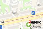 Схема проезда до компании Городское в Бийске