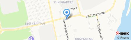Ouickpay на карте Бийска