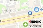 Схема проезда до компании Отличные наличные в Бийске