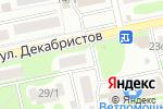 Схема проезда до компании Магазин деликатесов в Бийске