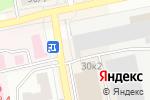Схема проезда до компании Бийская мебельная фабрика, ЗАО в Бийске