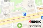 Схема проезда до компании Доброденьги в Бийске
