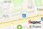 Схема проезда до компании Клан Такеда в Бийске