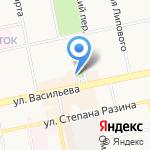 МТС на карте Бийска